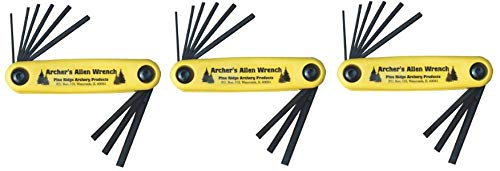 Pine Ridge Archery Archer's Allen Wrench Set (3-(Set))