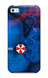 Sanp On Case Cover Protector For Iphone 5c (resident Evil)