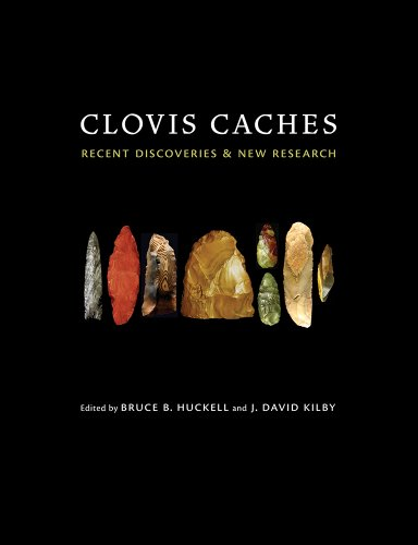 Clovis Caches: Recent Discoveries And New Research