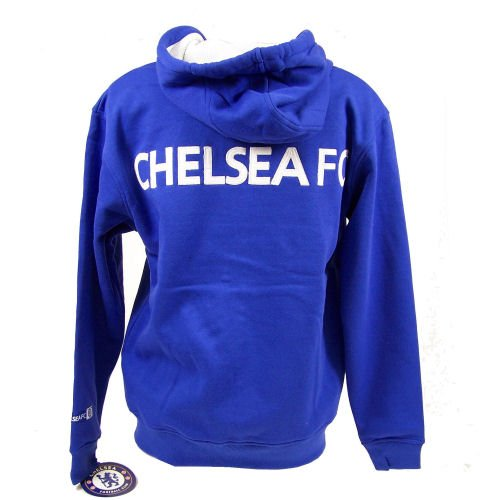 finest selection d21a0 f7b49 CHELSEA FC SOCCER FOOTBALL CLUB OFFICIAL HOODIE ZIP SWEATSHIRT SZ S