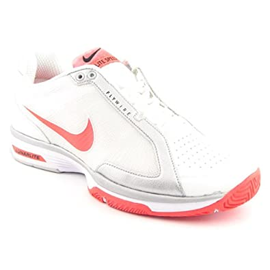 chaussures de sport cc742 1629a Amazon.com | NIKE Lunarlite Speed White Trainers Shoes ...