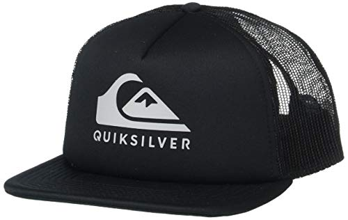 Quiksilver Men's FOAMSLAYER HAT, Black, 1SZ
