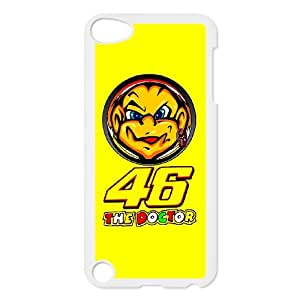 Fashionable Creative valentino-rossi-the-doctor-ducati Cover case For Ipod Touch 5 SY3M93466