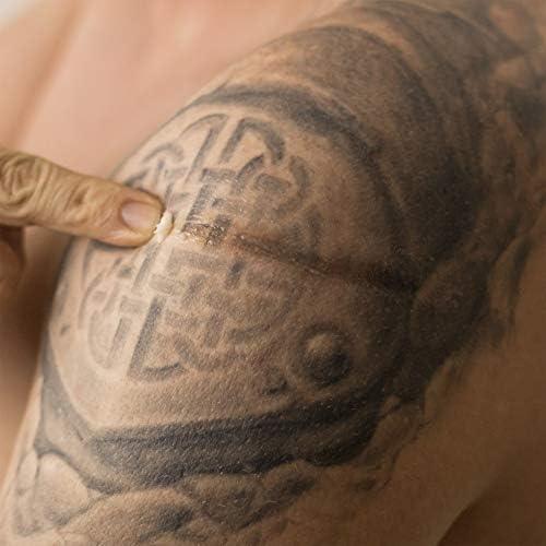 Flora Skin TherapyMantequilla de tatuaje de rosa platino para ...
