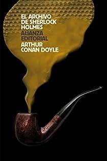 El archivo de Sherlock Holmes par Conan Doyle