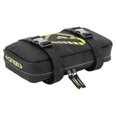 Acerbis Front Fender Tool Pack Black/Florescent Yellow