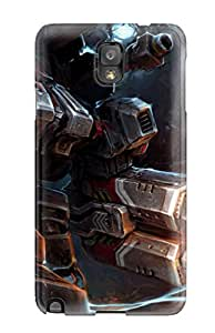 Frank J. Underwood's Shop 5246797K37000780 Tpu Case Cover For Galaxy Note 3 Strong Protect Case - Starcraft Design