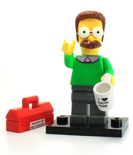 lego-the-simpsons-ned-flanders-blind-bag-mini-figure