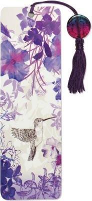 Hummingbird Beaded Bookmark[BKMK-HUMMINGBIRD BEADED - Hummingbird Bookmarks