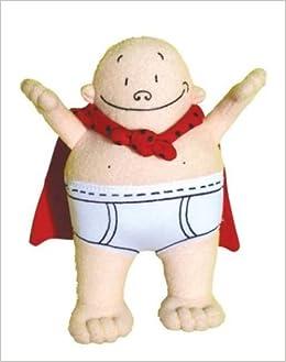 Captain Underpants Mini Doll: Dav Pilkey: 9781579821692