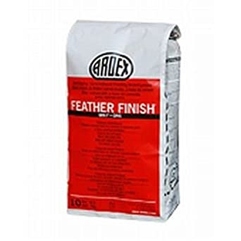 Ardex Self Drying Cement Based Feather Finish 10 lbs Bag