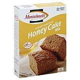 Manischewitz Honey Flavored Cake Mix Kosher For Passover 12 oz. Pack of 3
