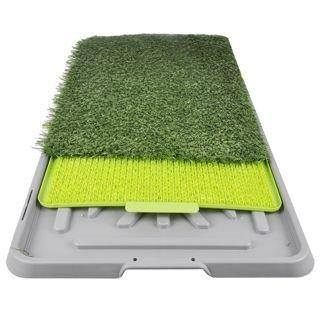 ... cama para perros y baños, retretes Ideal para cachorros - sustituye trapos absorbentes y antibacteriano, anti olores Ideal para hacer pipí en la casa de ...