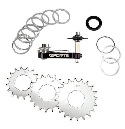 Forte Single-Speed Conversion Kit