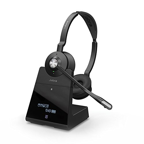 Jabra Engage 75 Stereo Wireless Professional UC Headset