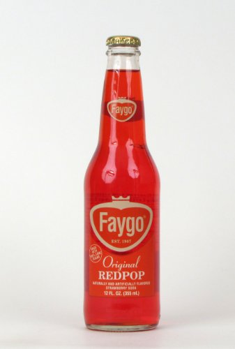 Faygo Red Pop (Faygo Red Pop (6 bottles))