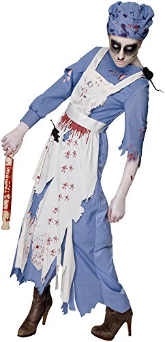 Mrs Lovett Costumes (Rubie's Costume Co Women's Mrs. Ratgore Costume, Multi,)