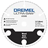Dremel US500-01 Ultra-Saw 4-Inch Carbide Wood Cutting Wheel