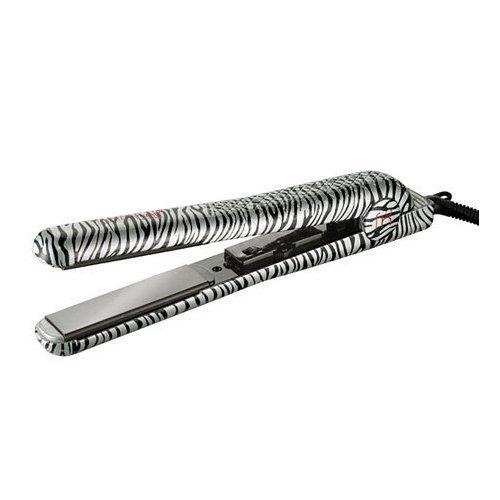 Fahrenheit - Heat Wave - Flat Iron (Zebra) (Flat Fahrenheit Wave Heat Iron)