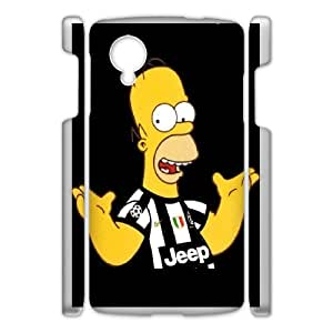 Google Nexus 5 Phone Case The Simpson WC-C11440