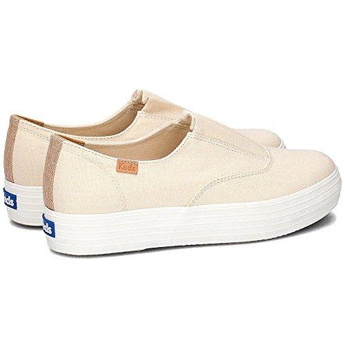 Keds TRIPLE ORIGAMI 510 Damen Sneaker (Pale Peach)