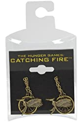 NECA The Hunger Games: Catching Fire Mockingjay Earrings