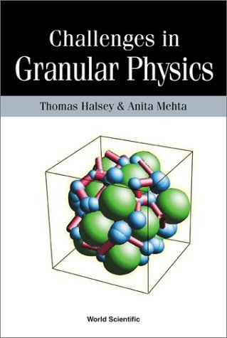 By Thomas C. Halsey - Challenges in Granular Physics