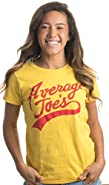Average Joes | Funny Dodgeball Team Sports Jersey Ladies' T-shirt