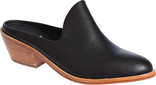 Fortress Leather Inca of Shoes Michelle Black Handmade Slide Women's rOBrpyq