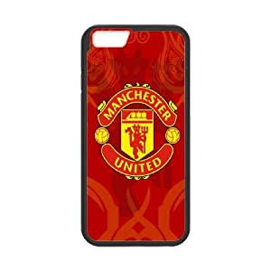Generic Case Manchester United logo For iPhone 6 4.7 Inch D5V158311