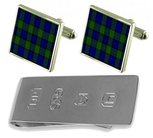 Clan Clip James Bond Murray Tartan Cufflinks Money Tartan Clan Murray amp; ZxftpqTawW