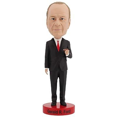 Royal Bobbles Gerald Ford Bobblehead: Toys & Games