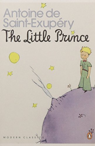 The Little Prince and Letter to a Hostage (Penguin Modern Classics Translated Texts S.) by Antoine De Saint-Exup??ry (2000-11-08)