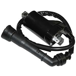 caltric ignition coil fits suzuki sv650 sv 650 sv650s 1999 2002 automotive. Black Bedroom Furniture Sets. Home Design Ideas
