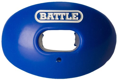 Type Battle - Battle Oxygen Lip Protector Mouthguard, Royal Blue