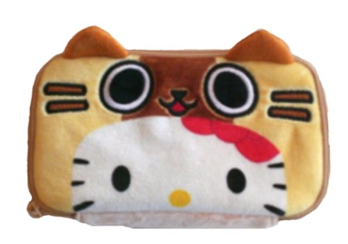 Airou x Hello Kitty Hello Kitty pouch game (japan import)