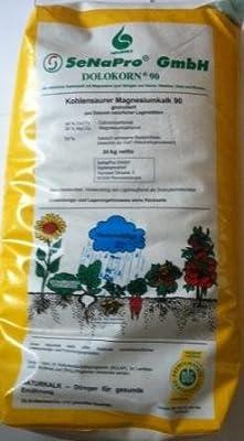natural cal abono senapro dolo grano 90, saco de 20 kg (para Bio de campesinos naturales, abono, Jardín Ideal También en Ganadería): Amazon.es: Jardín