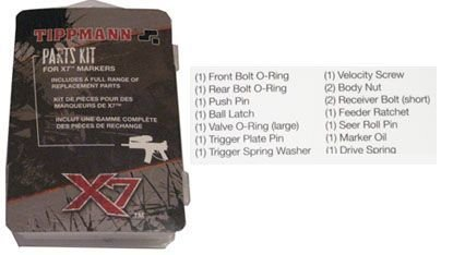 Tippmann X7 Universal Parts Kit by Tippmann