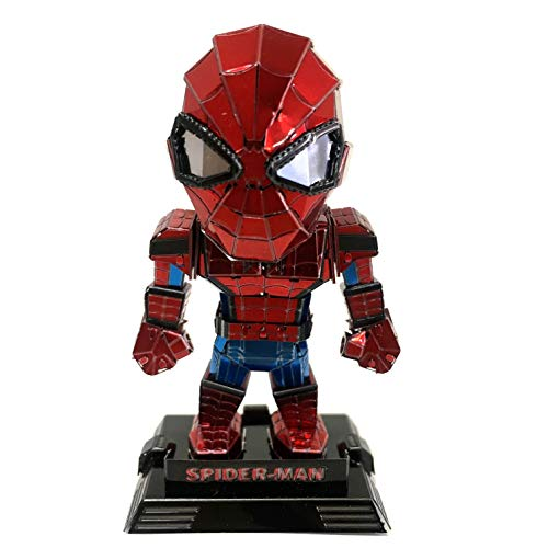 (3D Inno Metal Model Spider Man SD (Colour))