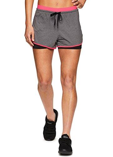 orkout Running Shorts Pink L ()