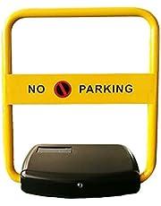 80030036 parkeerplaatsblokkering - parkeerplaatsbeugel Solar met 2 afstandsbedieningen Grootte: JUMBO (extra breed en hoog)