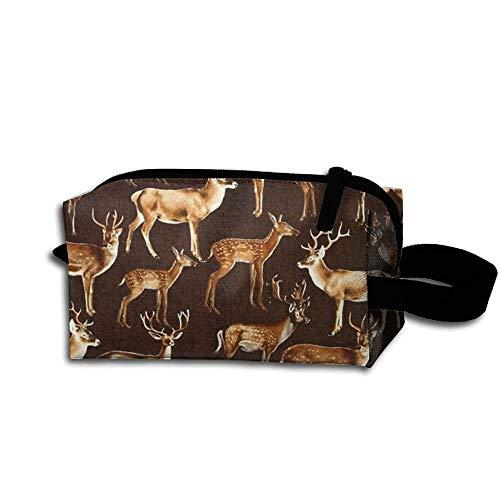 astuccio matite da viaggio per Bella Deer Lots cosmetico astuccio Of Trucco impermeabile z6wfqxP7f