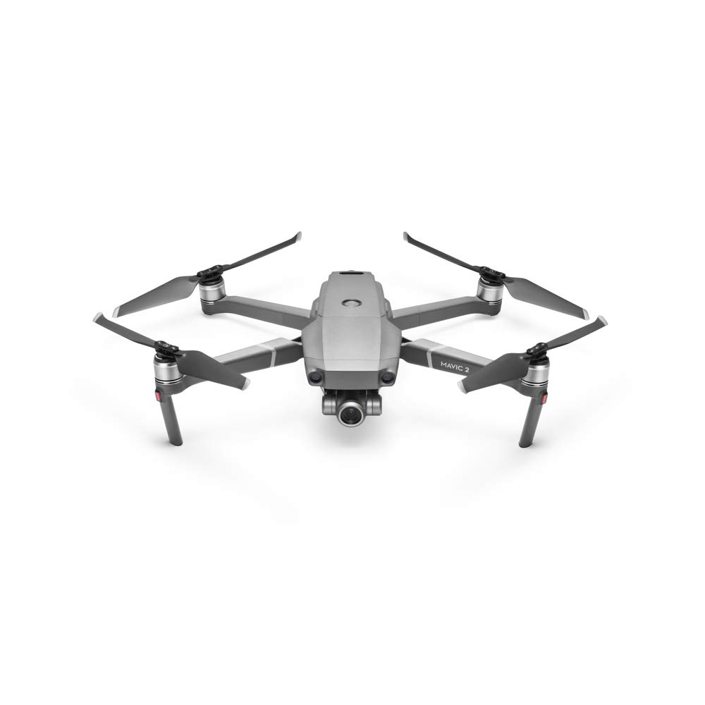 DJI Mavic 2 Zoom Drone Quadcopter with 24-48mm Optical Zoom Camera  Video UAV 12MP 1/2.3″ CMOS Sensor (US Version)