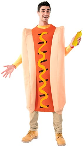 Forum Novelties Men's Hot Dog Costume, Multi,