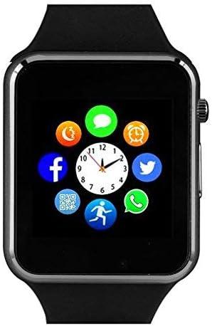 Amazon.com: Reloj inteligente con cámara, podómetro, ranura ...