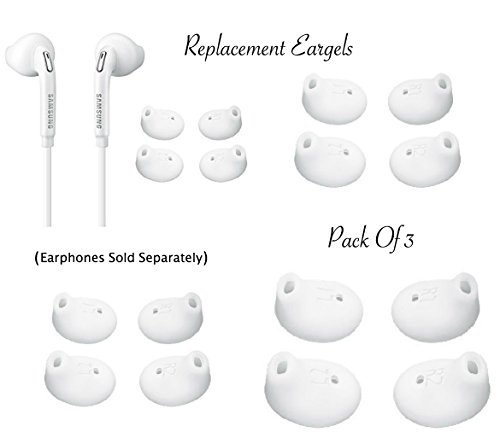 Gel Earbud Replacement by GF Pro - Replacement Tips Designed