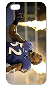 "The NFL stars Ray Lewis from Baltimore Ravens team custom design case cover for iPhone6 Plus 5.5"" by ruishername"