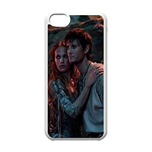 Seventh Son SANDY8923010 Phone Back Case Customized Art Print Design Hard Shell Protection Iphone 5C
