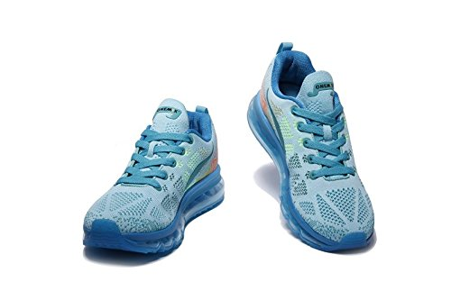 Femminili leggera sportive casual 39 estive traspirante scarpe scarpe attenuano imbottitura in scarpe scarpe scarpe donne esecuzione PPrZT47SR