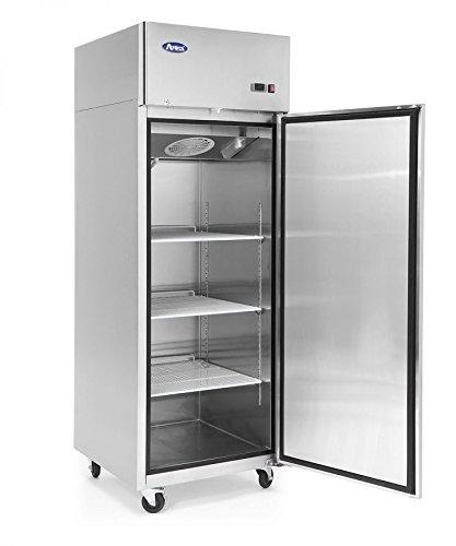 Atosa MBF8001 Top Mount 1-Door Upright Freezer 5 Year Compressor WARRANTY